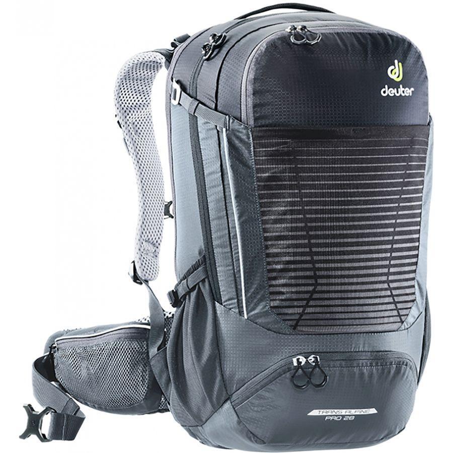 【クーポンで最大2000円OFF】(取寄)ドイター ユニセックス トランス アルパイン プロ 28L バックパック Deuter Men's Trans Alpine Pro 28L Backpack Black/Graphite