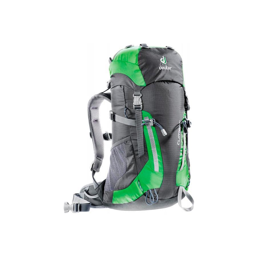(取寄)ドイター ユニセックス クライマー 22L バックパック Deuter Men's Climber 22L Backpack Anthracite/Spring
