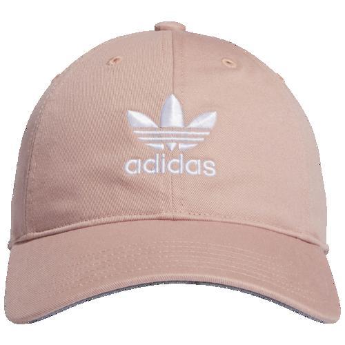 (取寄)アディダス レディース オリジナルス リラックスド ストラップバック ハット Women's adidas Originals Relaxed Strapback Hat Pink Spirit