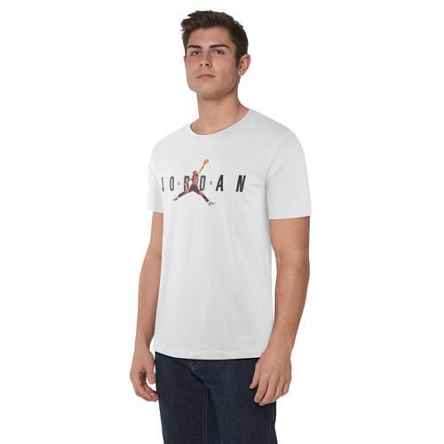 (取寄)ジョーダン メンズ AJ 85 ジャンプマン Tシャツ Jordan Men's AJ 85 Jumpman T-Shirt White