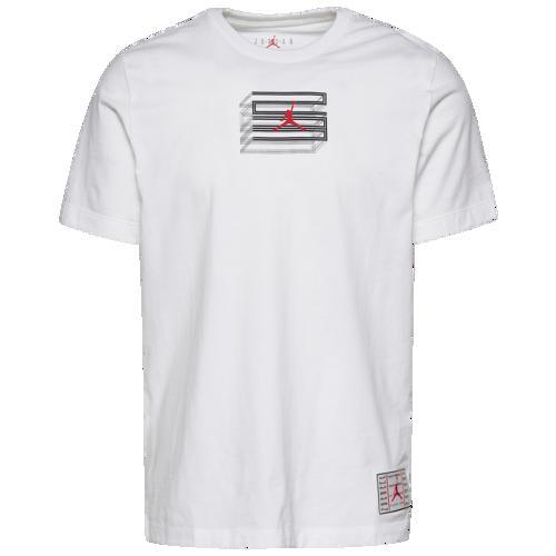 (取寄)ジョーダン メンズ レトロ 11 ショート スリーブ 23 Tシャツ Jordan Men's Retro 11 Short Sleeve 23 T-Shirt White