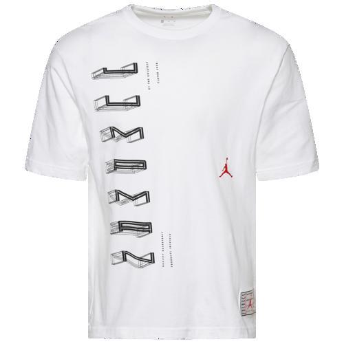 (取寄)ジョーダン メンズ レトロ 11 ウェイビー Tシャツ Jordan Men's Retro 11 Wavy T-Shirt White