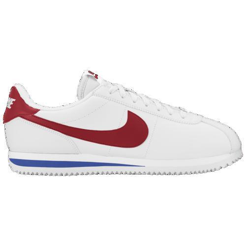 (取寄)ナイキ メンズ スニーカー コルテッツ シューズ Nike Men's Cortez White Varsity Red Varsity Royal