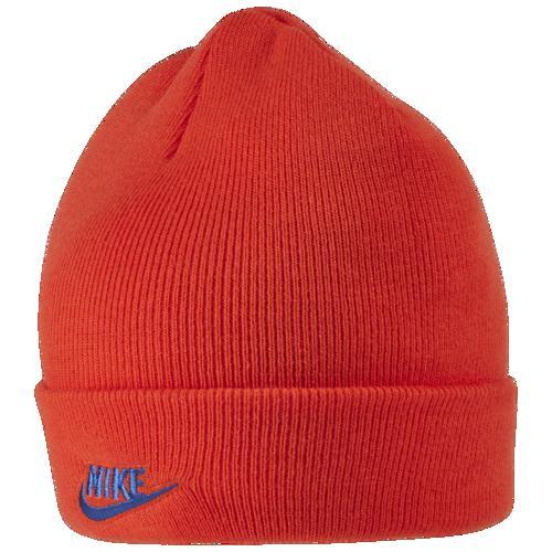 (取寄)ナイキ メンズ ニット帽 カフド ユーテリティ ビーニー 帽子 Nike Men's Cuffed Utility Beanie Team Orange