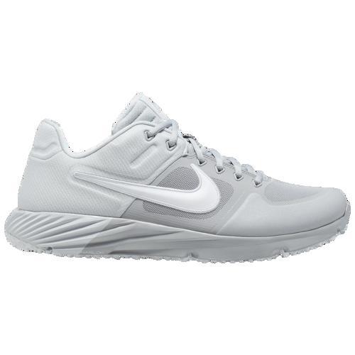 (取寄)ナイキ メンズ アルファ ハラチ エリート 2 ターフ Nike Men's Alpha Huarache Elite 2 Turf Wolf Grey White