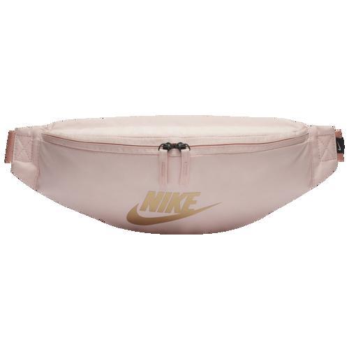 (取寄)ナイキ ヘリテージ ヒップ パック Nike Heritage Hip Pack Echo Pink Coral Stardust Metallic Gold
