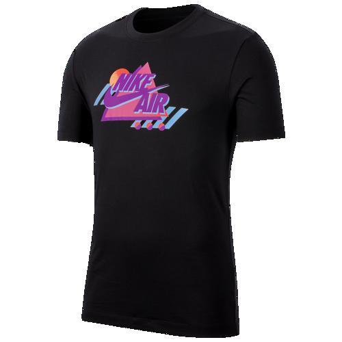(取寄)ナイキ メンズ レトロ ロゴ Tシャツ Nike Men's Retro Logo T-Shirt Black