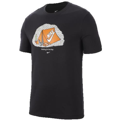 (取寄)ナイキ メンズ フットウェア キャンプ Tシャツ Nike Men's Footwear Camp T-Shirt Black