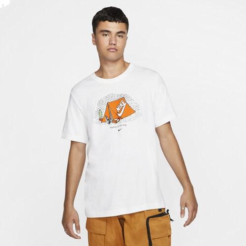 (取寄)ナイキ メンズ フットウェア キャンプ Tシャツ Nike Men's Footwear Camp T-Shirt White
