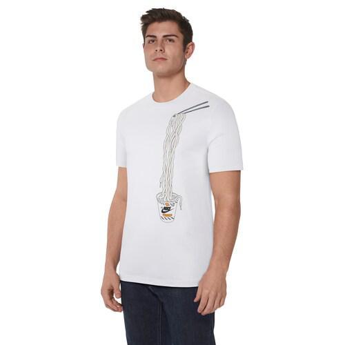 (取寄)ナイキ メンズ カルチャー FW Tシャツ Nike Men's Culture FW T-Shirt White