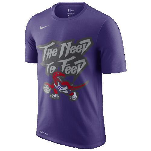 (取寄)ナイキ メンズ NBA ハードウッド クラシック ビンテージ Tシャツ トロント ラプターズ Nike Men's NBA Hardwood Classic Vintage T-Shirt トロント ラプターズ Court Purple
