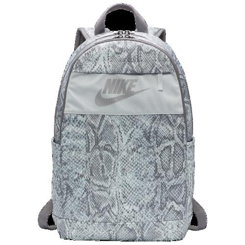 (取寄)ナイキ エレメンタル バックパック Nike Elemental Backpack Gunsmoke Pure Platinum Metallic Gray