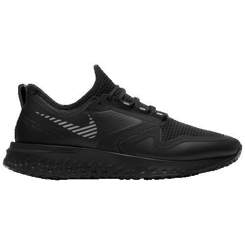 (取寄)ナイキ メンズ オデッセイ リアクト 2 シールド Nike Men's Odyssey React 2 Shield Black Black Metallic Silver