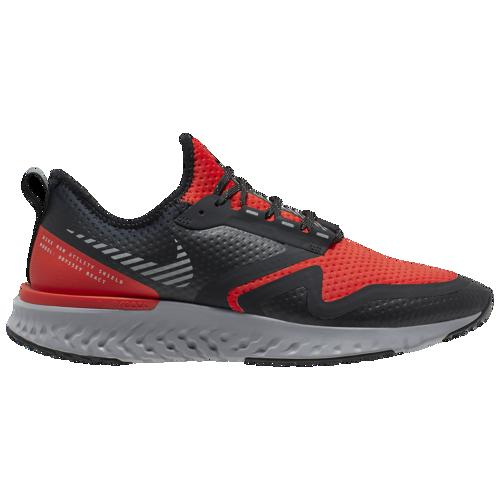 (取寄)ナイキ メンズ オデッセイ リアクト 2 シールド Nike Men's Odyssey React 2 Shield Habanero Red Metallic Silver Black Thunder Grey