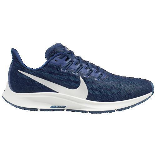 (取寄)ナイキ メンズ ランニングシューズ エア ズーム ペガサス 36 Nike Men's Air Zoom Pegasus 36 Blue Void Metallic Silver Coastal Blue Black