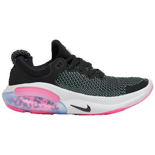 (取寄)ナイキ レディース ジョイライド ラン フライニット Nike Women's Joyride Run Flyknit Black Black Pink Blast Pure Platinum Aurora Green