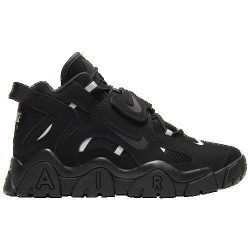 (取寄)ナイキ メンズ エア バレージ ミッド Nike Men's Air Barrage Mid Black Black Black