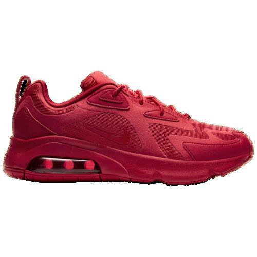 (取寄)ナイキ メンズ エア マックス 200 Nike Men's Air Max 200 University Red University Red
