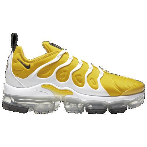 (取寄)ナイキ レディース エア ヴェイパーマックス プラス Nike Women's Air Vapormax Plus Speed Yellow Black White