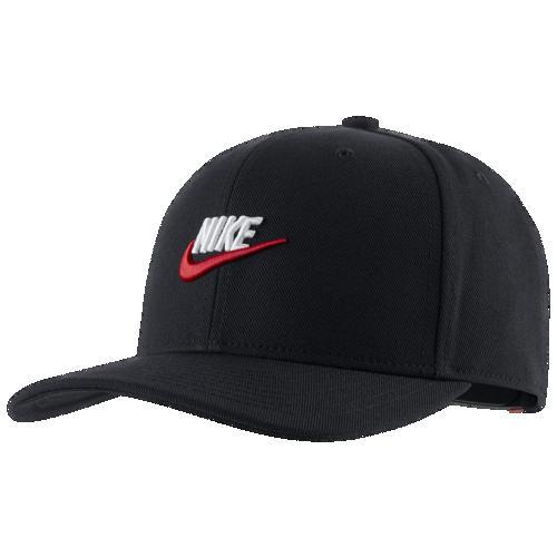 (取寄)ナイキ メンズ フューチュラ プリカーブ アジャスタブル キャップ Nike Men's Futura Precurve Adjustable Cap Black