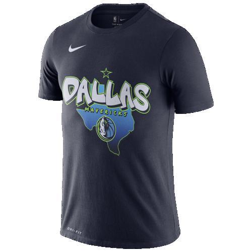 (取寄)ナイキ メンズ NBA シティ エディション FNW シティ Tシャツ ダラス マーベリックス Nike Men's NBA City Edition FNW City T-Shirt ダラス マーベリックス College Navy