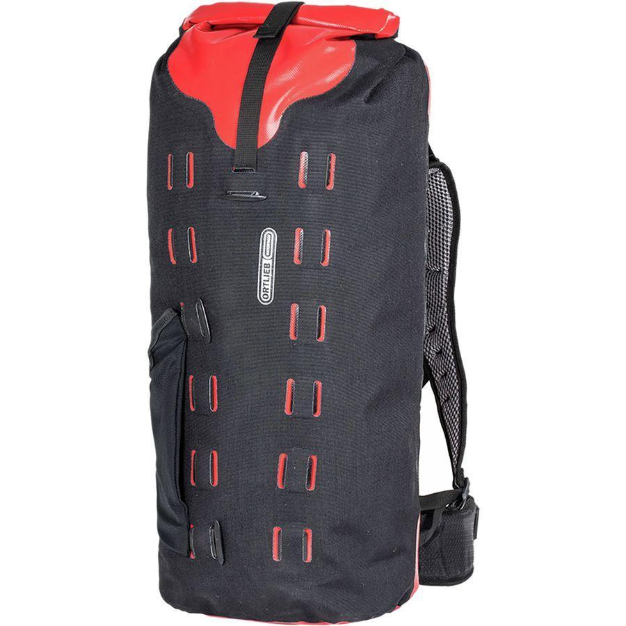 【マラソン ポイント10倍】(取寄)オルトリーブ ユニセックス ギア パック Ortlieb Men's Gear Pack Black/Red