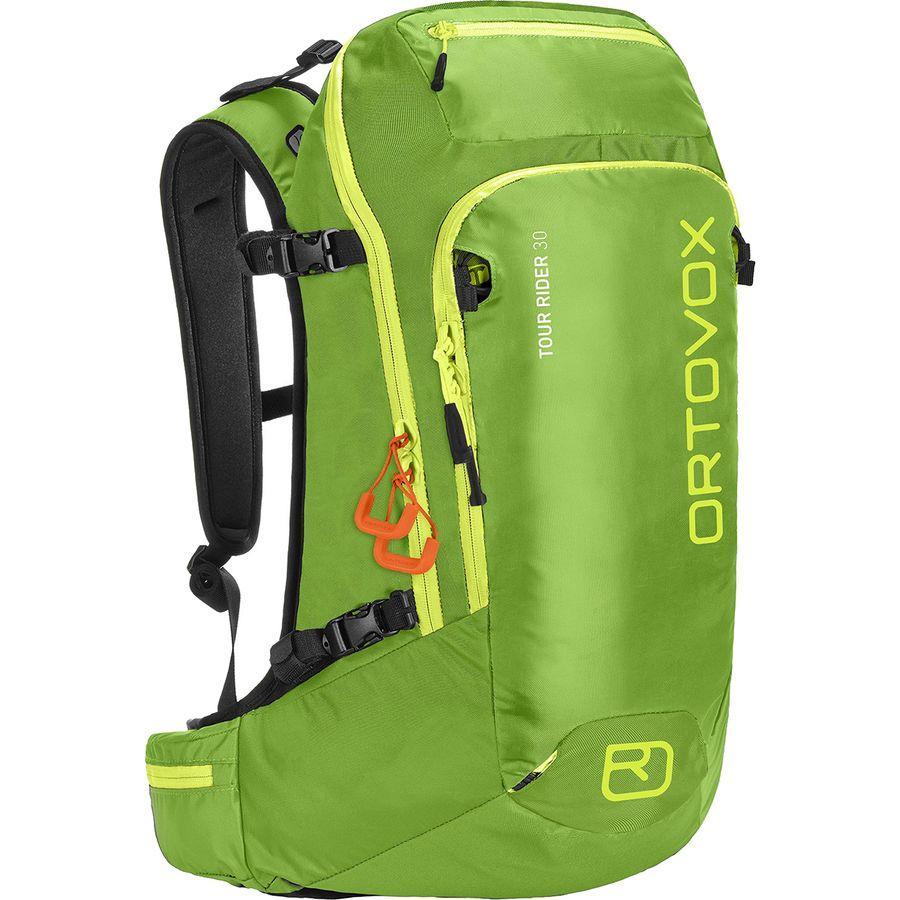 (取寄)オルトボックス ユニセックス ツアー ライダー 30L バックパック Ortovox Men's Tour Rider 30L Backpack Matcha Green