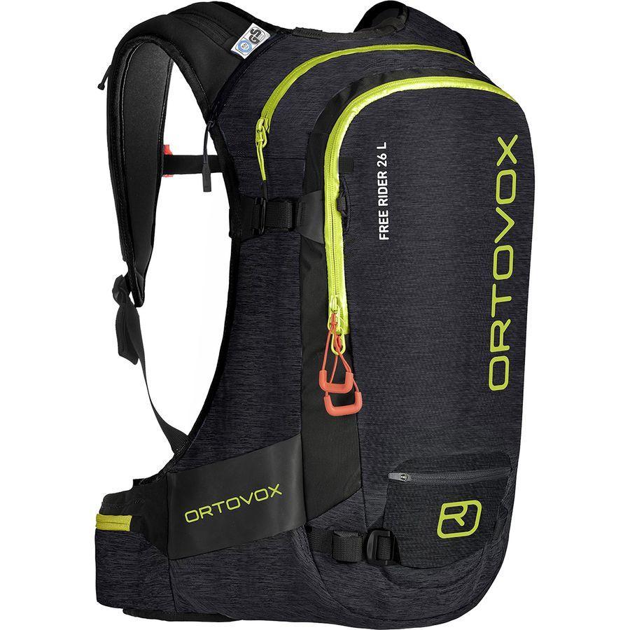 (取寄)オルトボックス ユニセックス フリー ライダー 26LL バックパック Ortovox Men's Free Rider 26L L Backpack Black Raven Blend