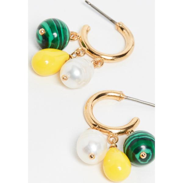 (取寄)シャシ メイ ピアス Shashi May Earrings Multi