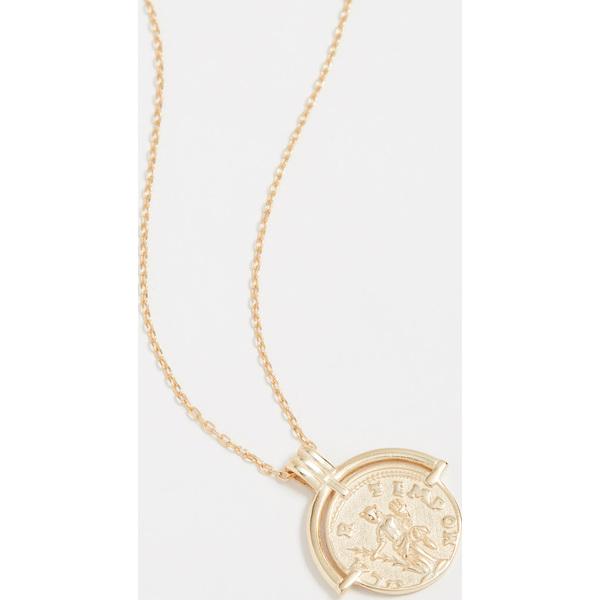 (取寄)シャシ アーマー ネックレス Shashi Armor Necklace Gold