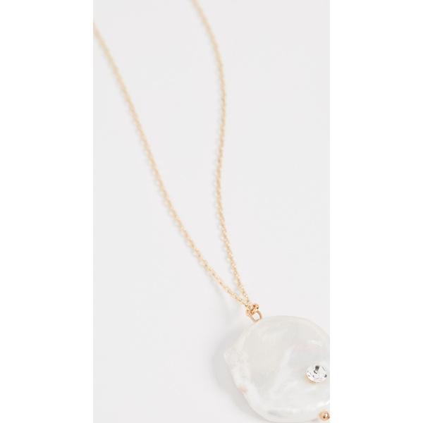 (取寄)シャシ ブリス ネックレス Shashi Bliss Necklace Gold
