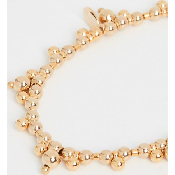 (取寄)シャシ スローン ブレスレット Shashi Throne Bracelet Gold