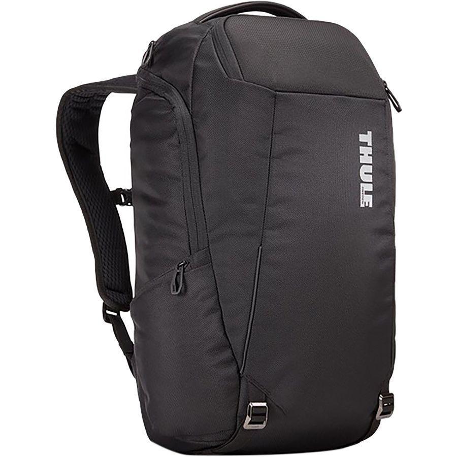 【クーポンで最大2000円OFF】(取寄)スーリー ユニセックス アクセント 28L バックパック Thule Men's Accent 28L Backpack Black