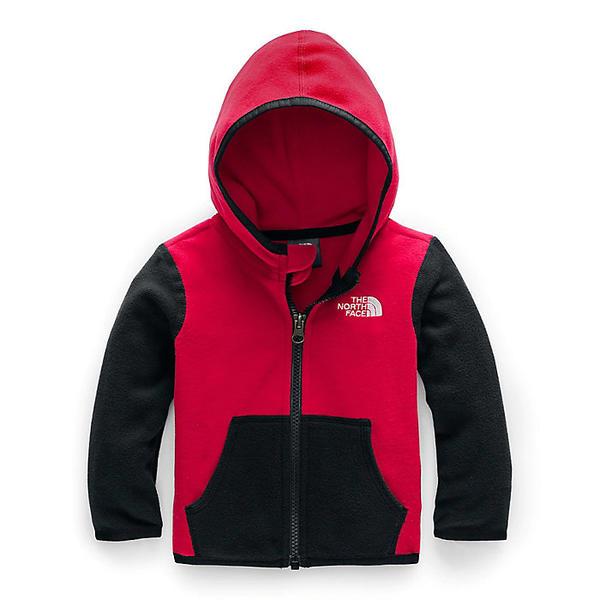 (取寄)ノースフェイス インファント グレイシャー フーディ The North Face Infant Glacier Hoodie TNF Red