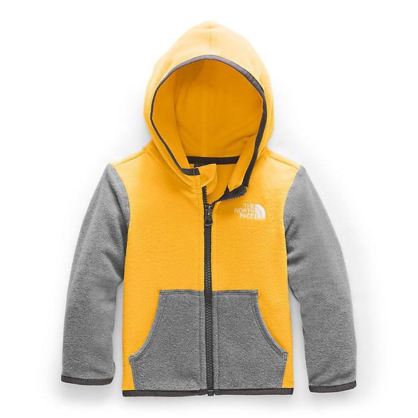 (取寄)ノースフェイス インファント グレイシャー フーディ The North Face Infant Glacier Hoodie TNF Yellow