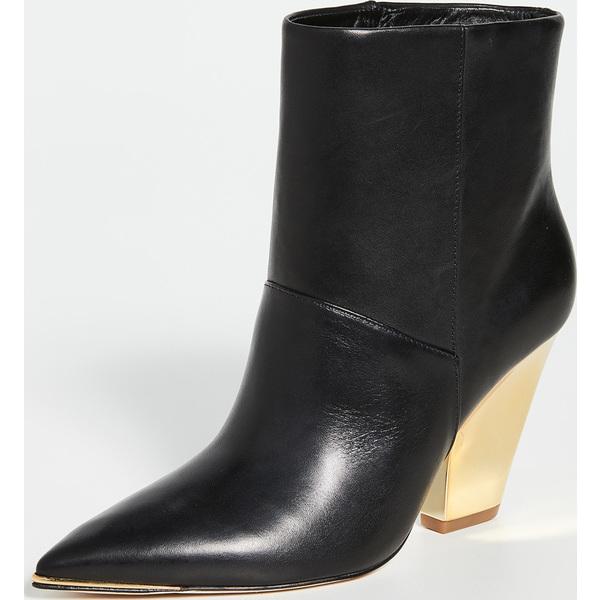 (取寄)トリーバーチ レディース リラ アンクル ブーティ 90mm Tory Burch Women's Lila Ankle Booties 90mm PerfectBlack