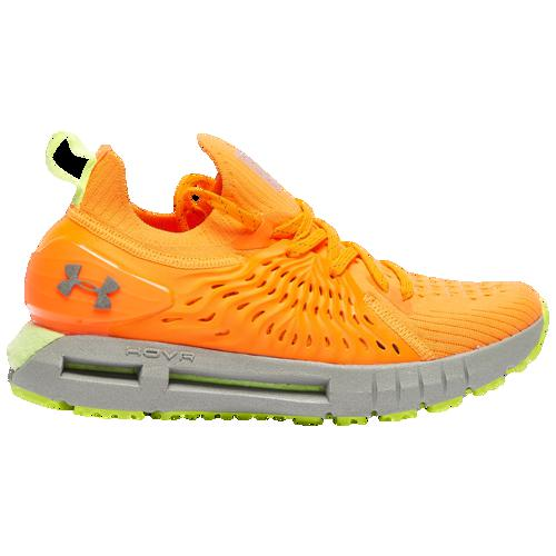 (取寄)アンダーアーマー レディース ホバー ファントム RN Underarmour Women's HOVR Phantom RN Orange Spark Orange Spark Metallic Silver