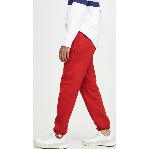 (取寄)ポロ ラルフローレン フリース パンツ Polo Ralph Lauren Fleece Pants RL2000Red