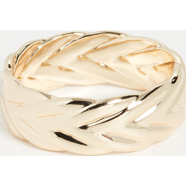 (取寄)シャシ アテナ リング Shashi Athena Ring Gold