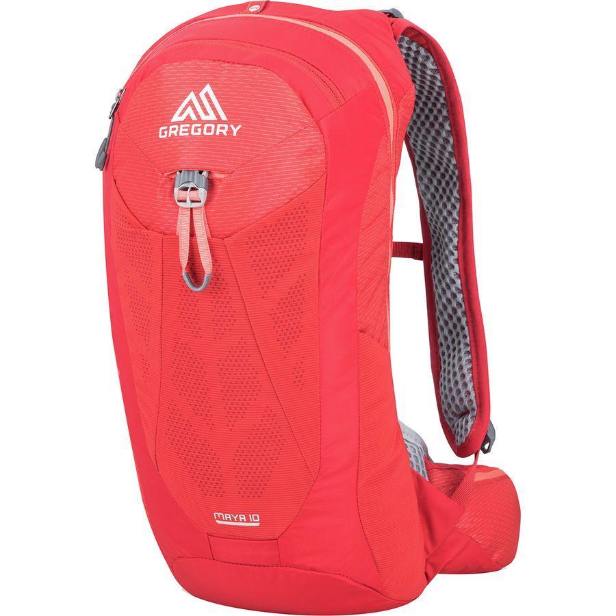 【クーポンで最大2000円OFF】(取寄)グレゴリー レディース マヤ 10L バックパック Gregory Women Maya 10L Backpack Poppy Red
