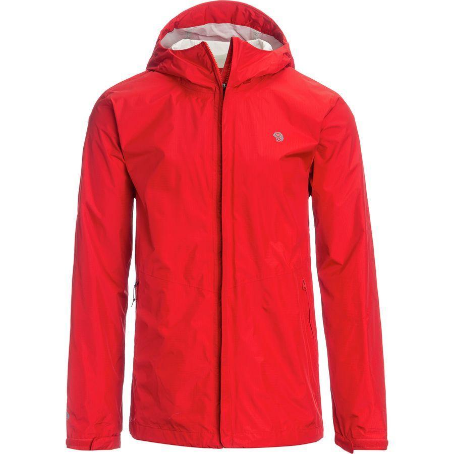 【クーポンで最大2000円OFF】(取寄)マウンテンハードウェア メンズ アカディア ジャケット Mountain Hardwear Men's Acadia Jacket Racer