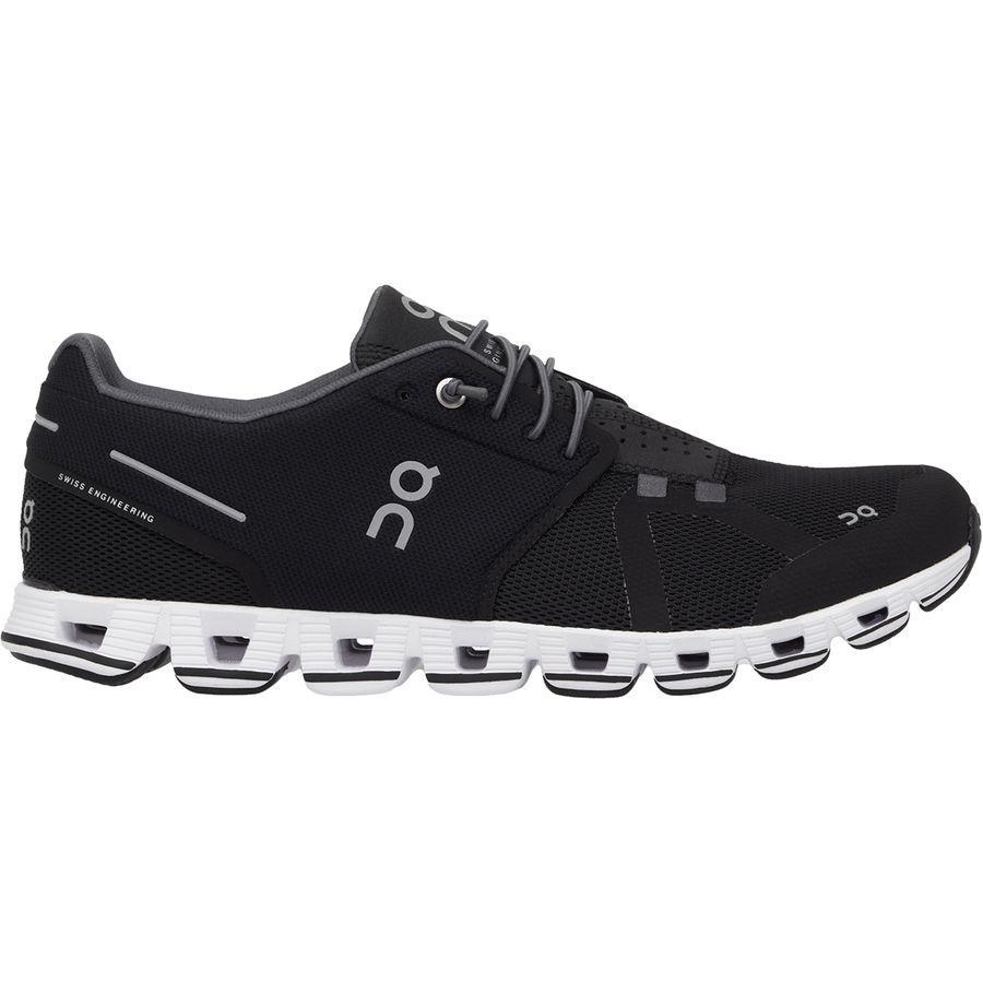 (取寄)オンランニング レディース クラウド シューズ ON Running Women Cloud Shoe Black/White