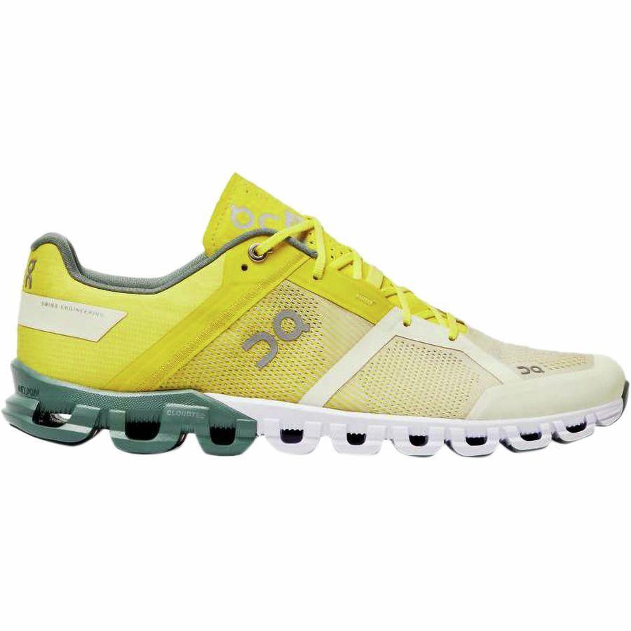【マラソン ポイント10倍】(取寄)オンランニング メンズ クラウドフロー ランニングシューズ ON Running Men's Cloudflow Running Shoe Citrus/Sea