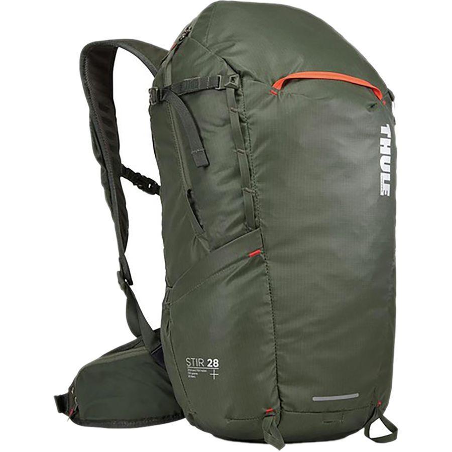 (取寄)スーリー ユニセックス スター 28L バックパック Thule Men's Stir 28L Backpack Dark Forest