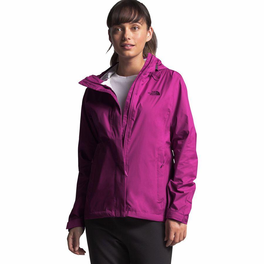 【クーポンで最大2000円OFF】(取寄)ノースフェイス レディース ベンチャー 2 ジャケット The North Face Women Venture 2 Jacket Wild Aster Purple