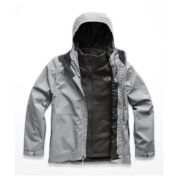 (取寄)ノースフェイス メンズ アローウッド トリクライメイト ジャケット The North Face Men's Arrowood Triclimate Jacket Mid Grey