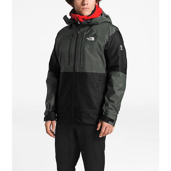 (取寄)ノースフェイス メンズ サミット L5 ヒューズフォーム ゴアテックス シーニット ジャケット The North Face Men's Summit L5 FuseForm GTX C-KNIT Jacket TNF Black / Mid Grey Fuse