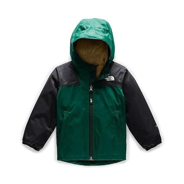 (取寄)ノースフェイス トッドラー ウォーム ストーム ジャケット The North Face Toddlers' Warm Storm Jacket Night Green