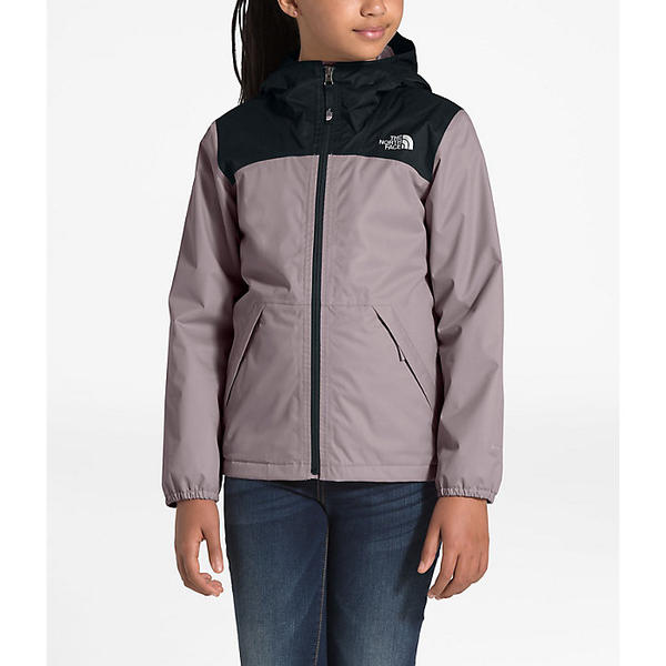 (取寄)ノースフェイス ガールズ ウォーム ストーム ジャケット The North Face Girls' Warm Storm Jacket Ashen Purple
