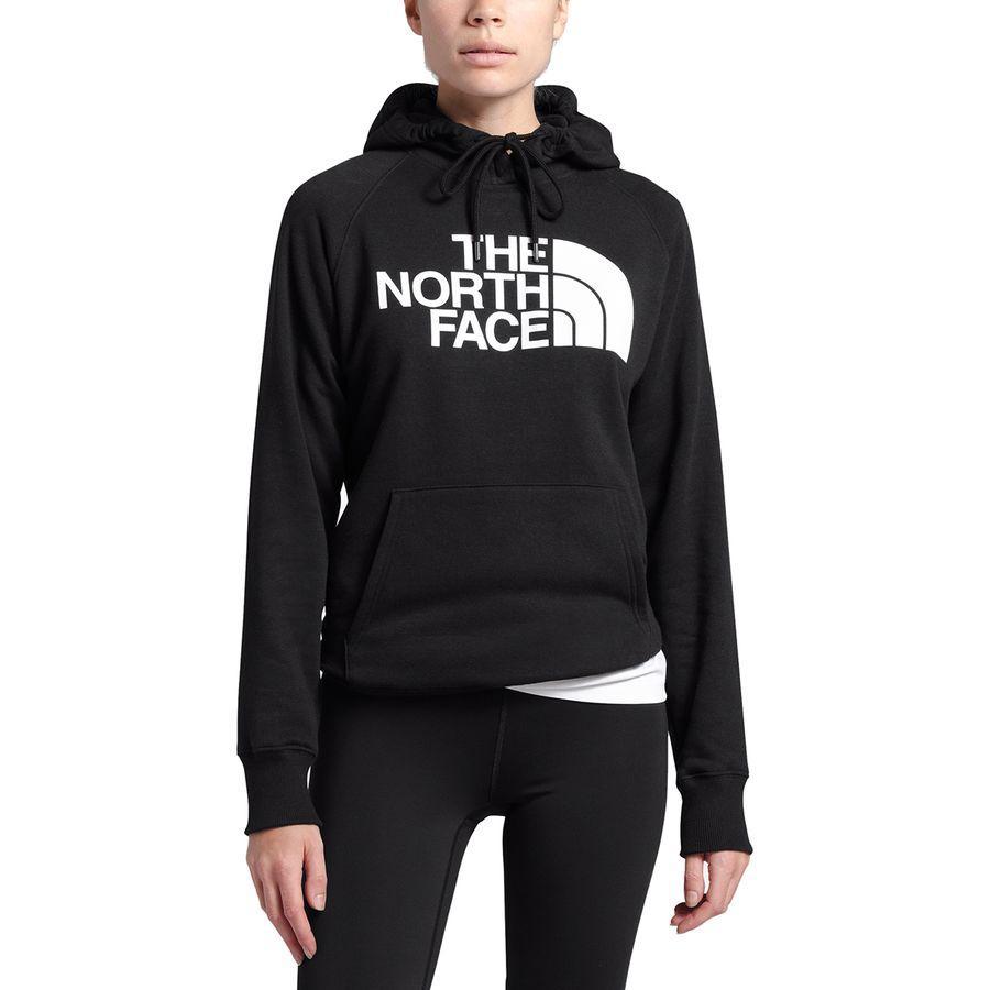 (取寄)ノースフェイス レディース ハーフ ドーム プルオーバー パーカー The North Face Women Half Dome Hoodie Pullover TNF Black